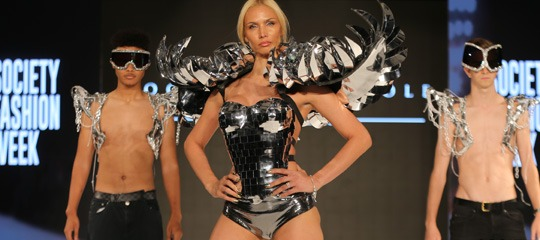 Fashion Week Tickets, Rocky Gathercole