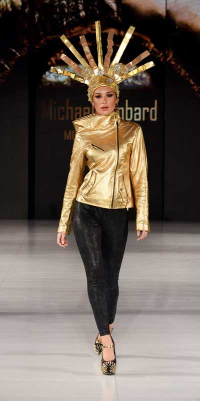 Michael Lombard, Fashion Designer