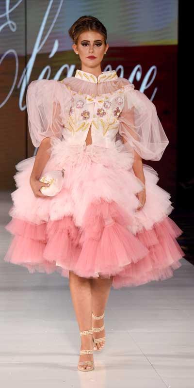 Widzi Elegance, Fashion Designer